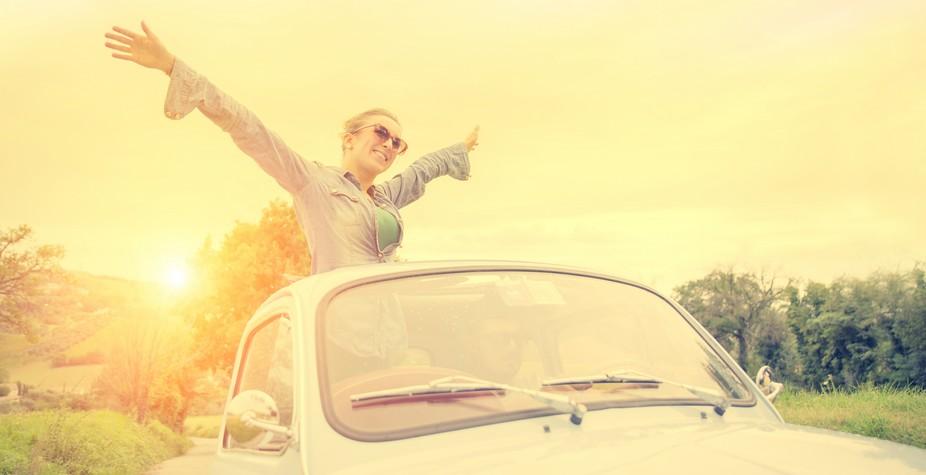 4 astuces pour avoir le culot d'être heureux