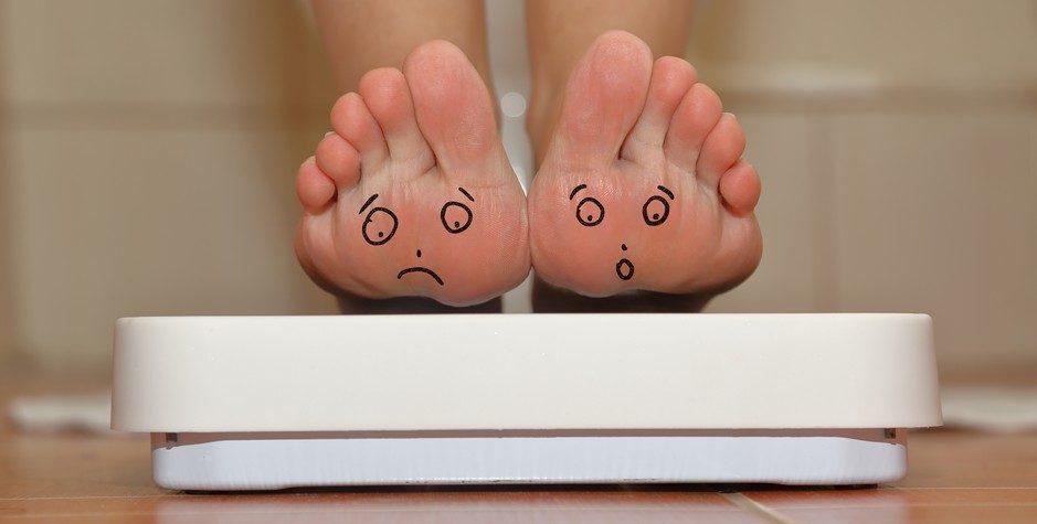 Quelques mots sur la perte de poids