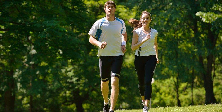 Un retour à l'entrainement physique sans stress