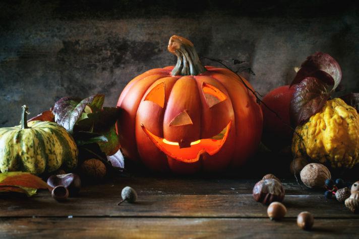 Complètement Halloweenienne!
