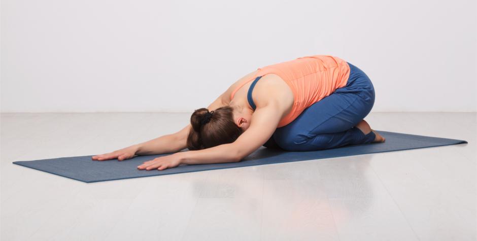 Asana art de la posture en yoga