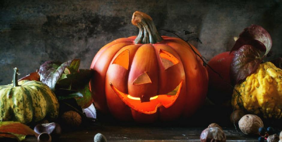 Complètement Halloweenienne !