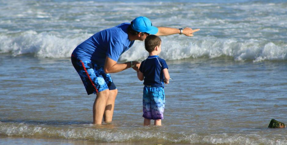 Découvrez pourquoi votre attitude est si importante aux yeux de vos enfants