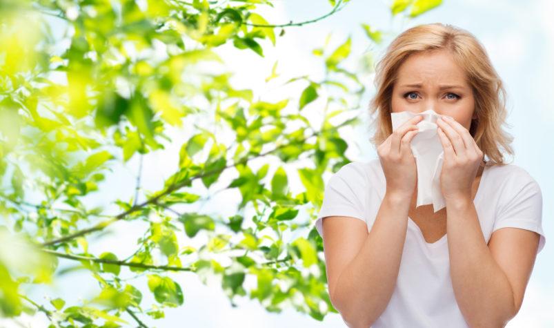 La saison aux allergies est déclarée !