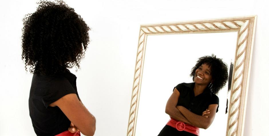 3 clés pour aimer davantage la personne dans le miroir!