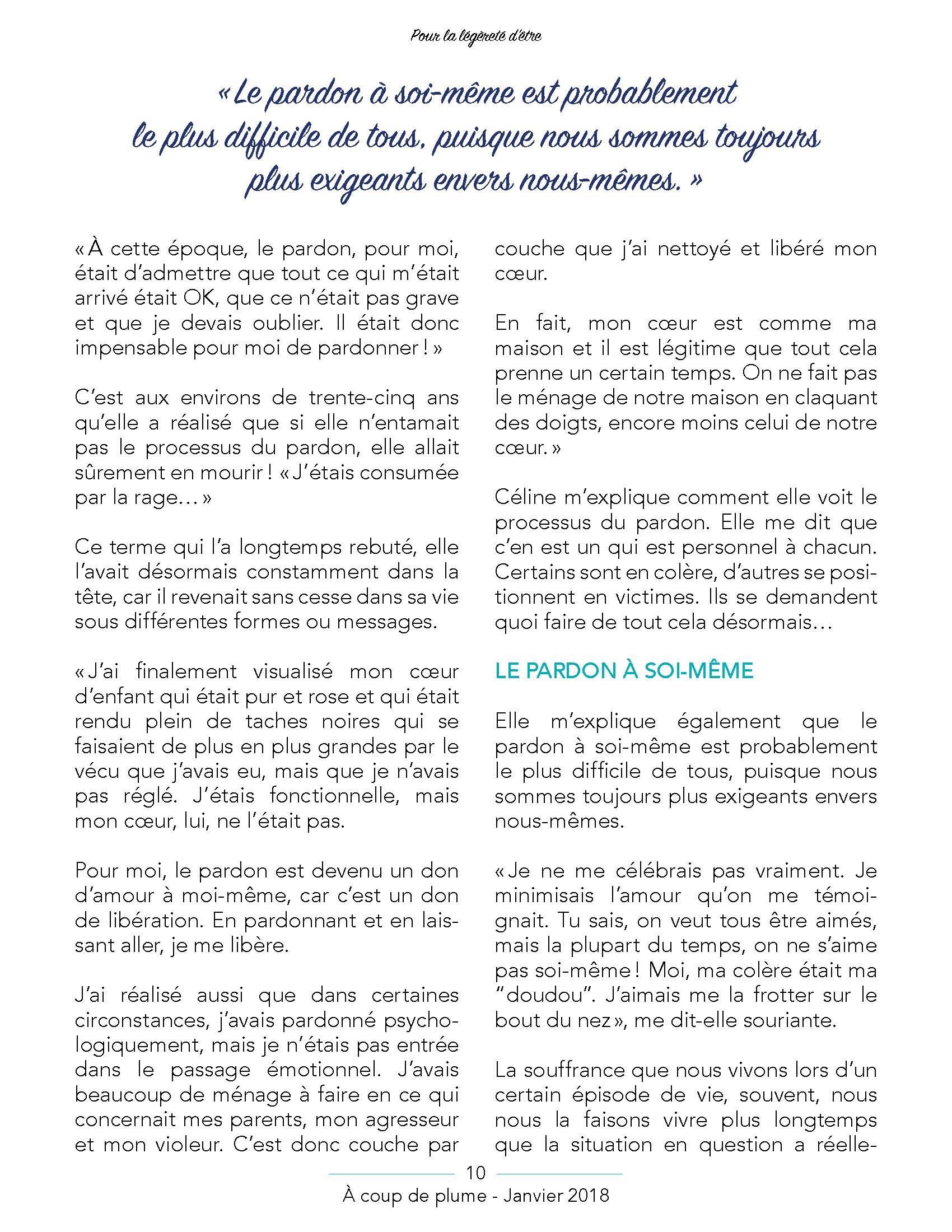 ACP - Janvier 2018 - Page 10