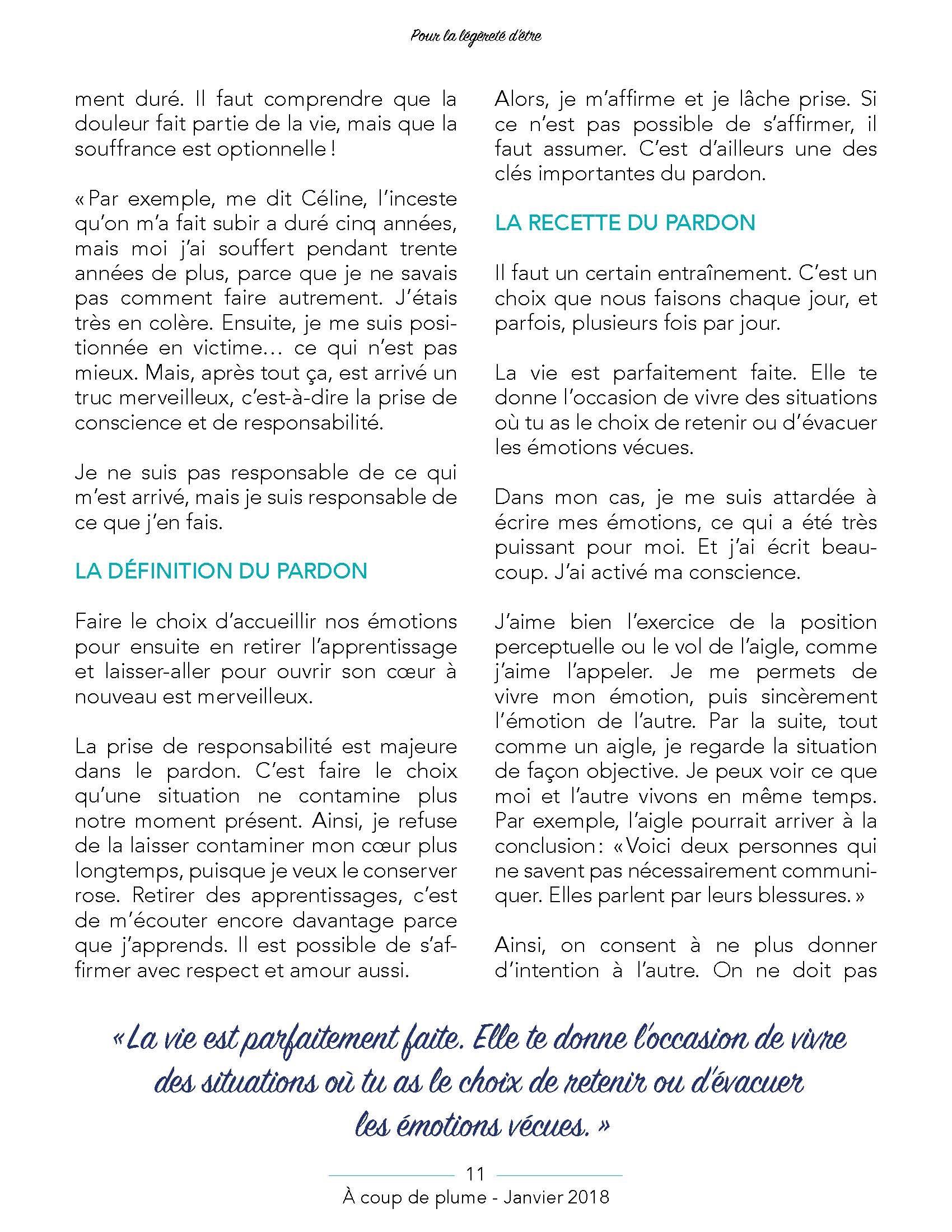 ACP - Janvier 2018 - Page 11