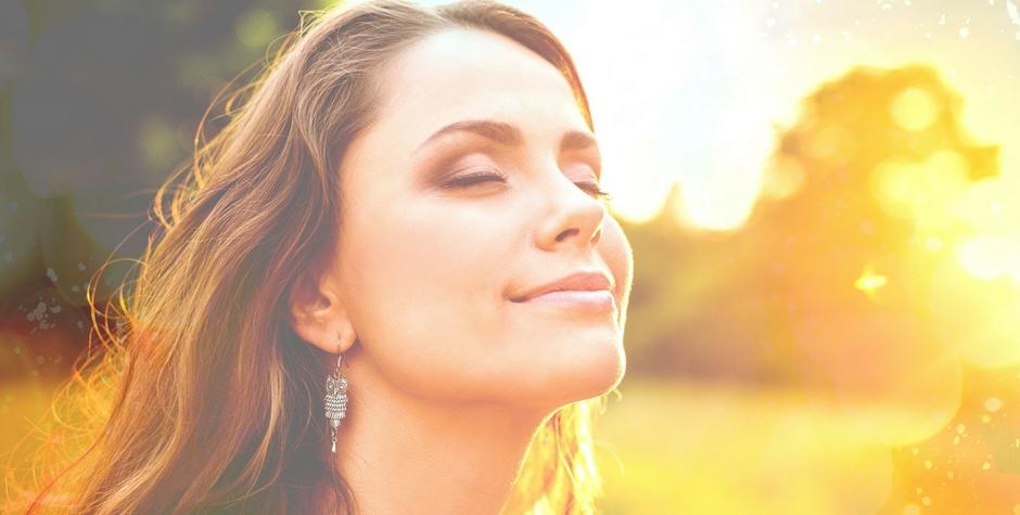 Le bonheur d'être heureux