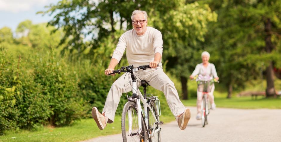 Le vélo, une activité physique de choix pour réduire le comportement sédentaire