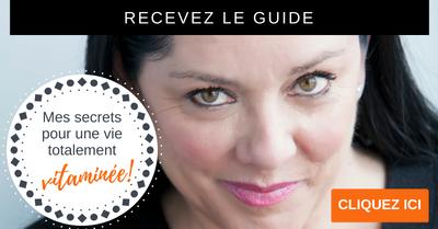 Guide : Mes secrets pour une vie totalement vitaminée