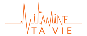 Vitamine ta vie - logo orange