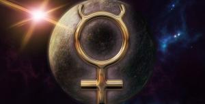 Mercure rétrograde en novembre