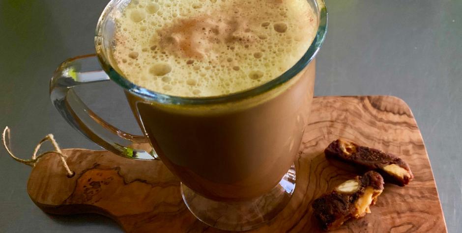 Mon café cacaoté pimenté